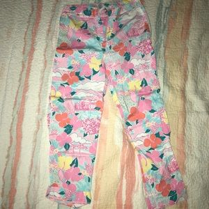 vintage lilly pulitzer pants